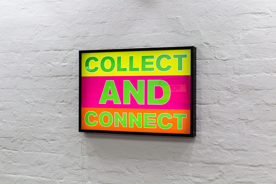 COLLECT AND CONNECT