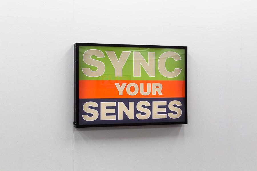 SYNC YOUR SENSES