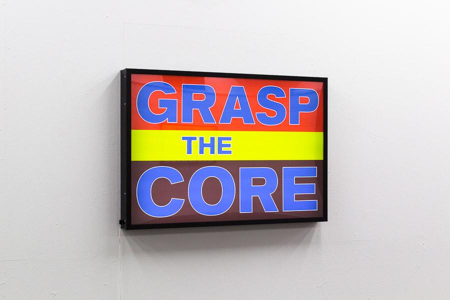 GRASP THE CORE