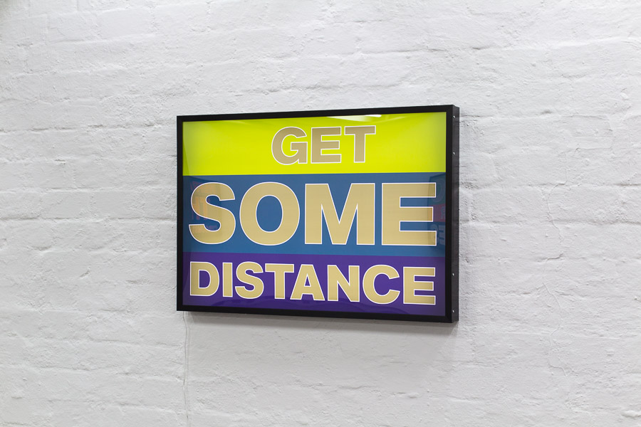 GET SOME DISTANCE
