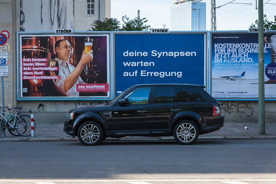 Your Synapses Await Arousal (Schicklerstraße 4)